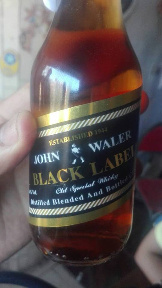 ضبط 40 زجاجة  ويسكى  فاخر بكفر الشيخ للتلاعب فى الاسعار